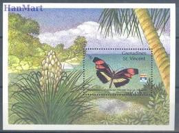 Saint Vincent En De Grenadines 1992 Mi Blok 101 Postfris  - Exposiciones Filatélicas