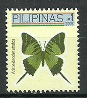 Philippines 2005 Mi 3785 Neuf Sans Charnière  - Mariposas