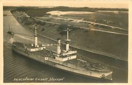 BATEAU ALLEMAND  LE ZAHRINGEN - Warships
