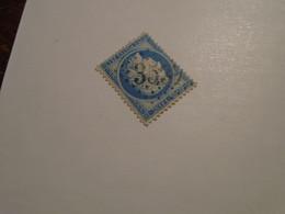 LOT  -  ( St CERE )   -   IND/4     -   GC     3537    -    Sur TP / N°60 - 1849-1876: Classic Period