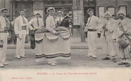 (DU 02) HERAULT , BEZIERS  La Danse Du Chevalier ( Coutume Locale) - Beziers