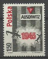 Pologne 1975 Mi 2362 Fi 2215 Neuf Sans Charnière  - WW2