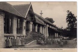 St Saint Trojan Ile D'oleron Sanatorium Pavillon Des Filles - Otros Municipios