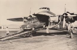 CPA - Bristol 170 - Compagnie Chérifienne Du Pont Aérien - Aérodrome De Arbaoua ( Maroc ) - 1946-....: Moderne