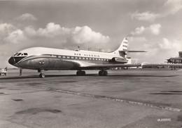 CPA - Caravelle SE 210 - Compagnie CGTA - Air Algérie - Aéroport De Bron ( Rhône ) - 1946-....: Moderne
