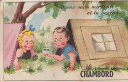 CHAMBORD '( Viens Sous Ma Tente Et Tu Verras... ) - Móviles (animadas)