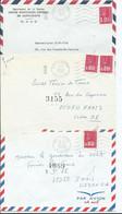 FRANCE - Lot D'enveloppes Au Départ De LA REUNION - 1961-....