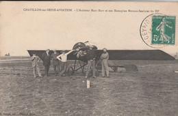 Chatillon Sur Seine - L'Aviateur Marc Biot - Semur