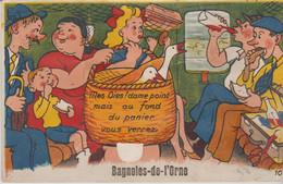 61BAGNOLES DE LORNE (.au Fond Du Panier Vous Verrez ) - Móviles (animadas)