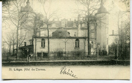 CPA - Carte Postale - Belgique - Liège - Hôtel Des Thermes - 1904 (MO16673) - Liege