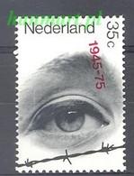Netherlands 1975 Mi 1052 MNH  - WW2