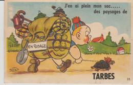 65 TARBES ( J En Ai Plein Mon Sac Des Vues De... ) - Móviles (animadas)