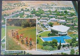 KIBBUTZ EIN HAROD ICHUD POSTCARD CARTOLINA PC CPA CARD PALPHOT 11242 POST STAMP ISRAEL PALESTINE - Adesivi Di Alberghi