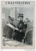 L´affaire Dreyfus à Rennes - Ct. Carrière - Ct. Maxence - Ct. Cuignet  - Page Original 1899  -  1 - Documentos Históricos