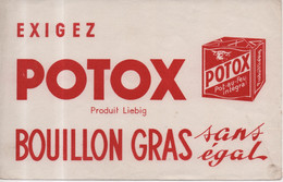 Exigez Potox Produit Liebig Pot Au Feu Intégral Bouillon Gras Sans égal - Soups & Sauces