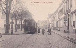 Tramway Vilvorde Rue Du Moulin - Tramways