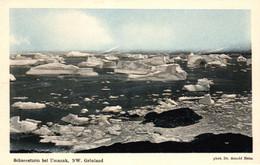 Grönland, Schneesturm Bei Umanak, NW Grönland, Phot. Dr. Arnold Heim - Greenland