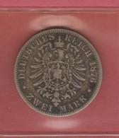 SWEI MARK 1876 - 2, 3 & 5 Mark Silber