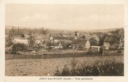 """CPA FRANCE 27 """"Jouy Sur Eure, Vue Générale"""". - Other Municipalities"""