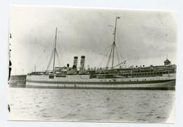 Ss  Portugal     Hospital Ship   In Odessa - Barche