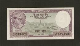 Népal, 5 Rupees, 1956 - Nepal