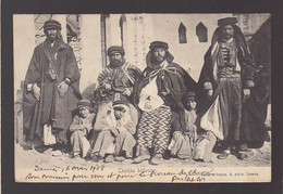 Turquie  / Cheikhs Bédouins, Damas 1908 - Turkmenistan