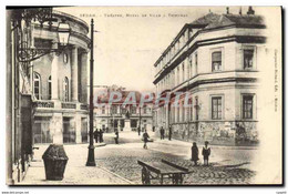 CPA SEDAN. - THEATRE HOTEL DE VILLE& TRIBUNAL - Other