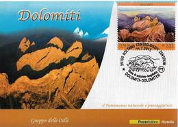 Cartolina Maximum DOLOMITI ( 2015) - Cartoline Maximum