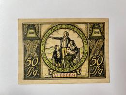 Allemagne Notgeld Rudolstadt 50 Pfennig - Collections