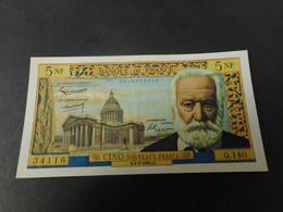 Billet De 5 Nouveau Francs Victor Hugo Du:06/05/1965 état SPLENDIDE - 5 NF 1959-1965 ''Victor Hugo''