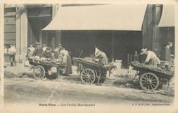 PARIS VECU , Les Petites Marchandes , * 406 32 - Artisanry In Paris