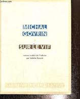 Sur Le Vif - Govrin Michal - 2008 - Other