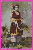 263024 / Bulgaria Kula -  Folk Costumes Woman , Bulgarie Bulgarien Bulgarije - Bulgarie