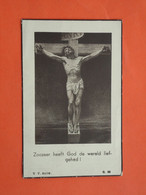 Petrus Deroo - Vandroemme Geboren Te Watou 1861 En Overleden  1944   (2scans) - Godsdienst & Esoterisme