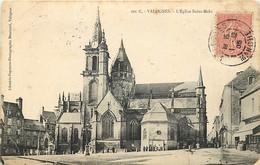 50 , VALOGNES , L'église St Malo , * 418 60 - Valognes