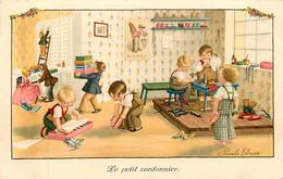 Illustration De Pauli EBNER , Le Petit Cordonnier  , * 424 76 - Ebner, Pauli