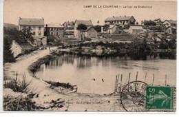 Le Lac De Gratadous- Camp De La Courtine - La Courtine