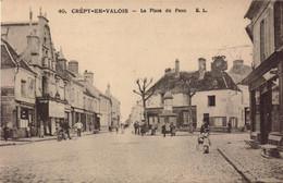 Oise, Crepy En Valois, Lot De 22 Cartes    (bon Etat) - Crepy En Valois