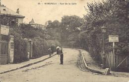 WIMEREUX - LG 68 - Rue De La Gare - Altri Comuni