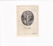 Doodsprentje / Image Mortuaire - Priester Ignatius Van Lissum - Turnhout 1756 / Antwerpen 1830 - Todesanzeige