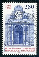N° 2907 (1994) - Cachet Rond De Perriers-sur-Andelle (27) - Usados