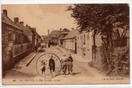 Le Crotoy-rue Pasteur - Le Crotoy