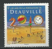 """FR YT 4452 """" Deauville """" 2010 Neuf** - Nuovi"""