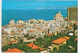 Liban Beirut Vue Générale - Libano