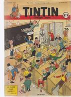 TINTIN N°4  1950   Bob De Moor - Tintin