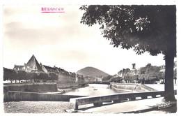 CPSM PF 25 - BESANCON LES BAINS (Doubs) - Les Quais - Besancon