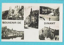 * Dinant (Namur - Namen - La Wallonie) * (Lits) Souvenir De Dinant, Rocher Bayard, Pont, église, Canal, Quai, Photo - Dinant