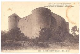 CPA 21 -MONT SAINT JEAN (Côte D'Or) - Château-Fort - Altri Comuni