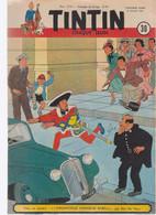TINTIN N°30   1950     Bob De Moor - Tintin
