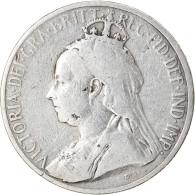 Monnaie, Chypre, 9 Piastres, 1901, TB, Argent, KM:6 - Cyprus